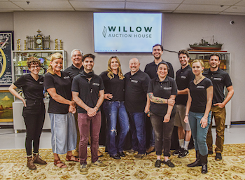 HGTV's Cash in the Attic to feature Willow Auction House in 6 episodes