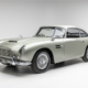 1964 Aston Martin DB5 that has appeared in the James Bond films 'Goldeneye' (1995), 'Tomorrow Never Dies' (1997), 'Skyfall' (2012), 'Spectre' (2015) and the upcoming 'No Time to Die' (2021). Photo courtesy of the Petersen Automotive Museum and Ted7