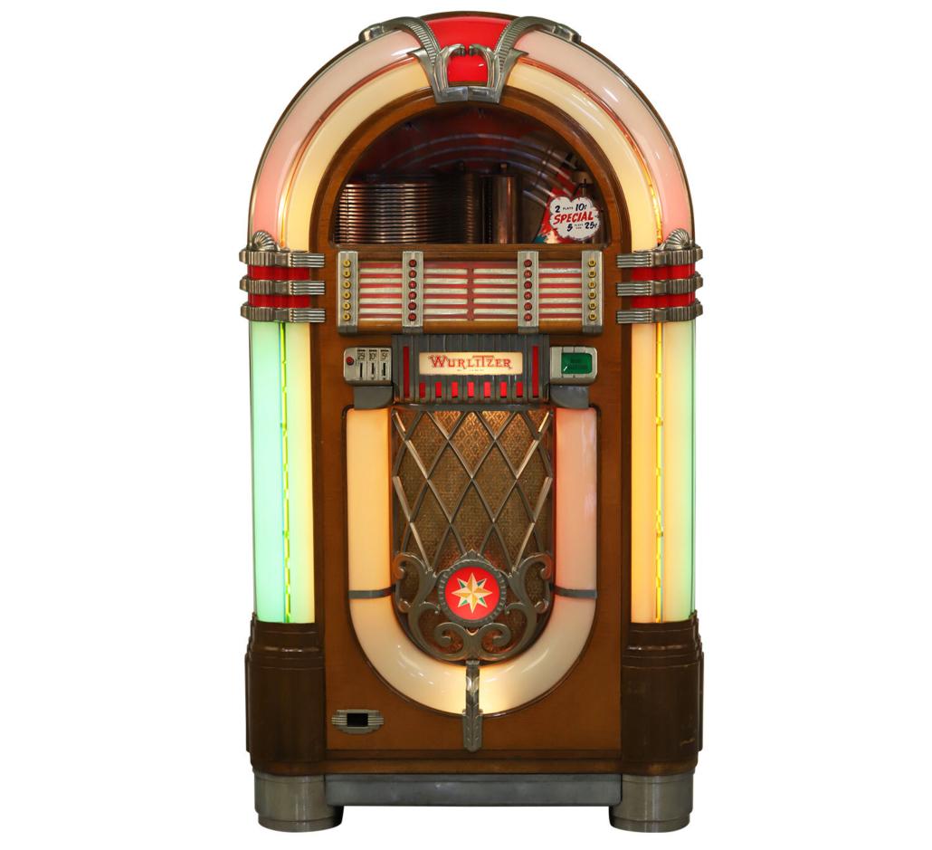 Wurlitzer Model 1015 jukebox, CA$7,670