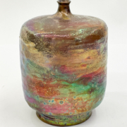 Luster bottle by Beatrice Wood, est. $700-$900