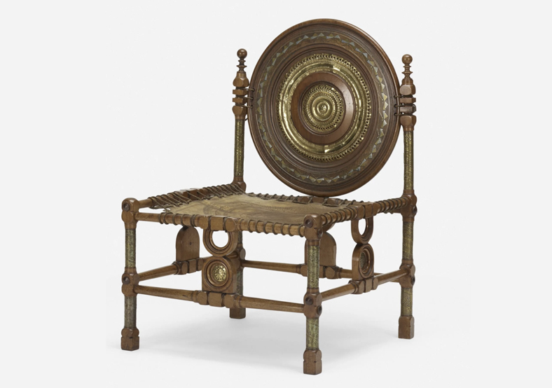 Carlo Bugatti furniture: Nothing succeeds like excess