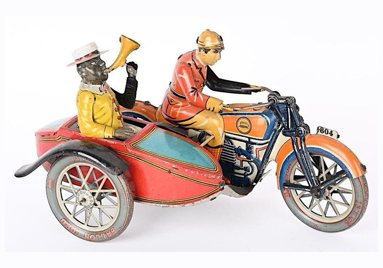 Milestone to auction sensational collection of rare antique toys, Oct. 2