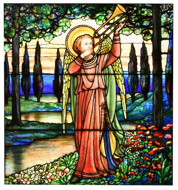 Fontaine's musters Tiffany Studios treasures for Sept. 25 sale