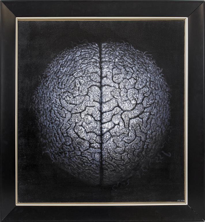 Alexei Sundukov, 'Brain,' est. $6,000-$10,000