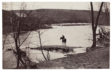 Christie's offers Civil War photos from The Met Oct. 7