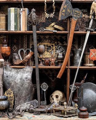 Crawforth metalware collection 100% sold at Bonhams