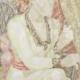 Jessica Dismorr, 'Mrs Ody,' est. £6,000- £8,000. Image courtesy of Bonhams