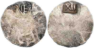 One-shilling coin made in 17th C. New England could sell for $300K