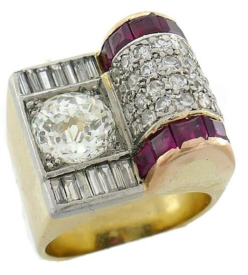 Jasper52 offers stylish Deco, Retro, & Nouveau Jewelry, Oct.20