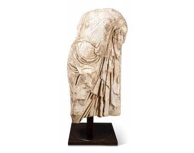 Doyle to auction important Roman Aphrodite sculpture, Oct. 13