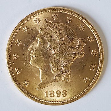 Gold Double Eagles add heft to Stephenson's Oct. 29 Gold & Silver Coin Auction