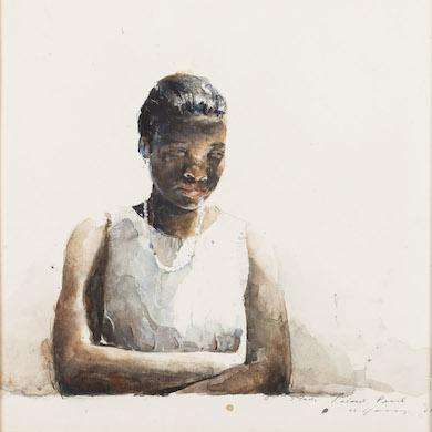 Stephen Scott Young portrait, top-tier estate art to lead Everard's Oct. 26-28 auction