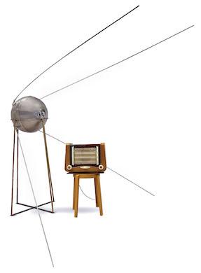 Sputnik lab test model could fly high at Auction Team Breker, Nov. 6