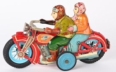 Milestone's highest-grossing antique toy auction to date tallies $768K
