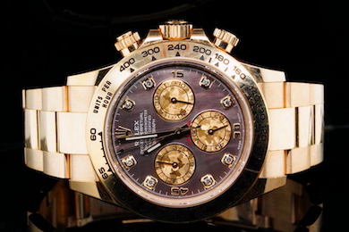 GWS presents luxe timepieces in Oct. 16 auction