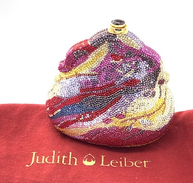 Judith Leiber purses add sparkle to Benefit Shop's Oct. 20 auction