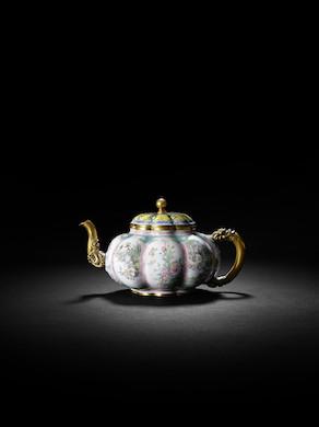 Parry collection of Chinese art graces Bonhams Nov. 2