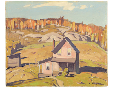 Canada's Group of Seven artists triumph at Miller & Miller