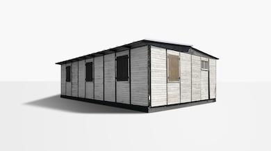Jean Prouve demountable house exceeds $444K at Bonhams