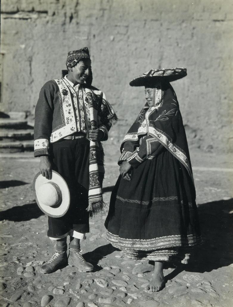 Martín Chambi, 'Peru, 1947,' from the Congreso Panamericano de Arquitectos presentation album with 104 photographs, 22 by Chambi, est. $20,000-$30,000