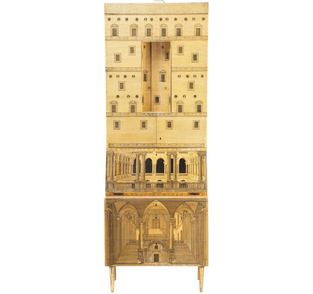 Architettura bar-cabinet by Piero Fornasetti and Gio Ponti, $45,000