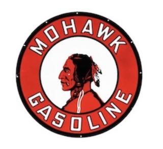 Mohawk Gas fuels petroliana collectors' interest