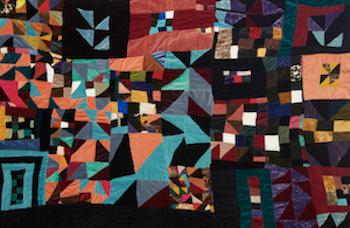 Four Rosie Lee Tompkins quilts grace Bonhams Oct.21 sale