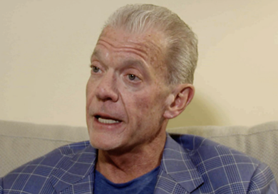 Colts owner Jim Irsay talking up museum for pop culture collection
