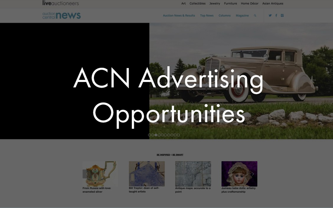 auction central news advertising opportunities