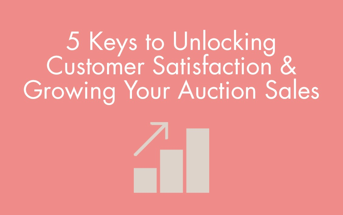 keys to growing auction sales